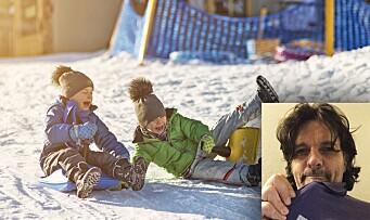 – Hvor er Kristiansand-barnehagen på vei?