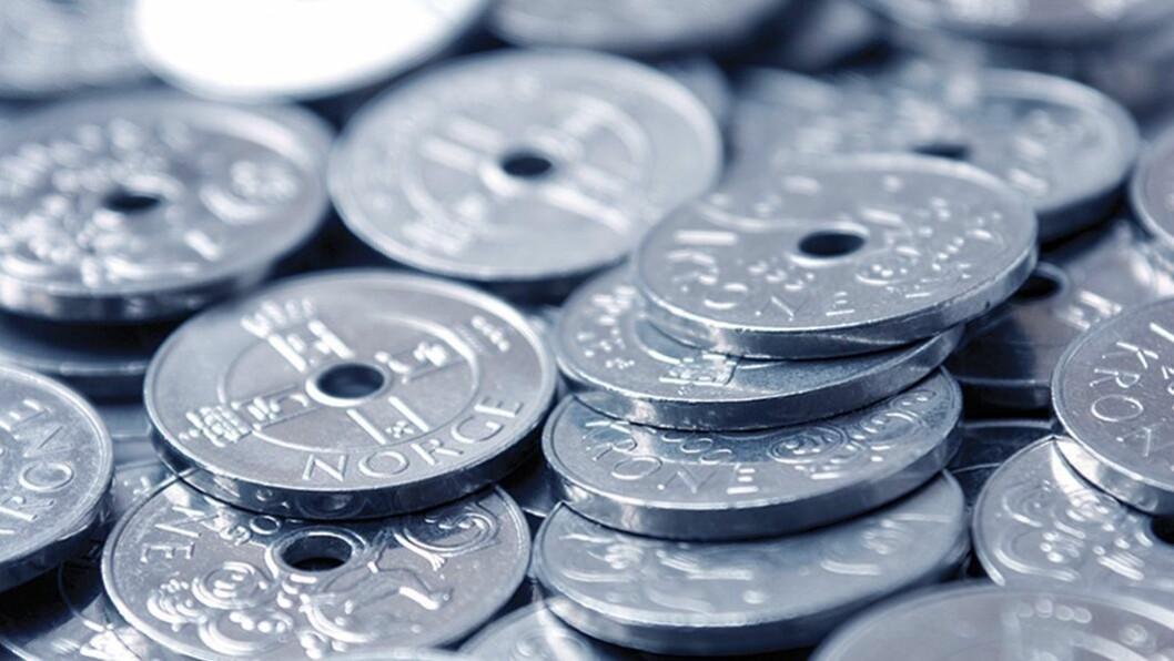 Fra august neste år øker kontantstøtten for ettåringer fra 6000 til 7500 kroner måneden.