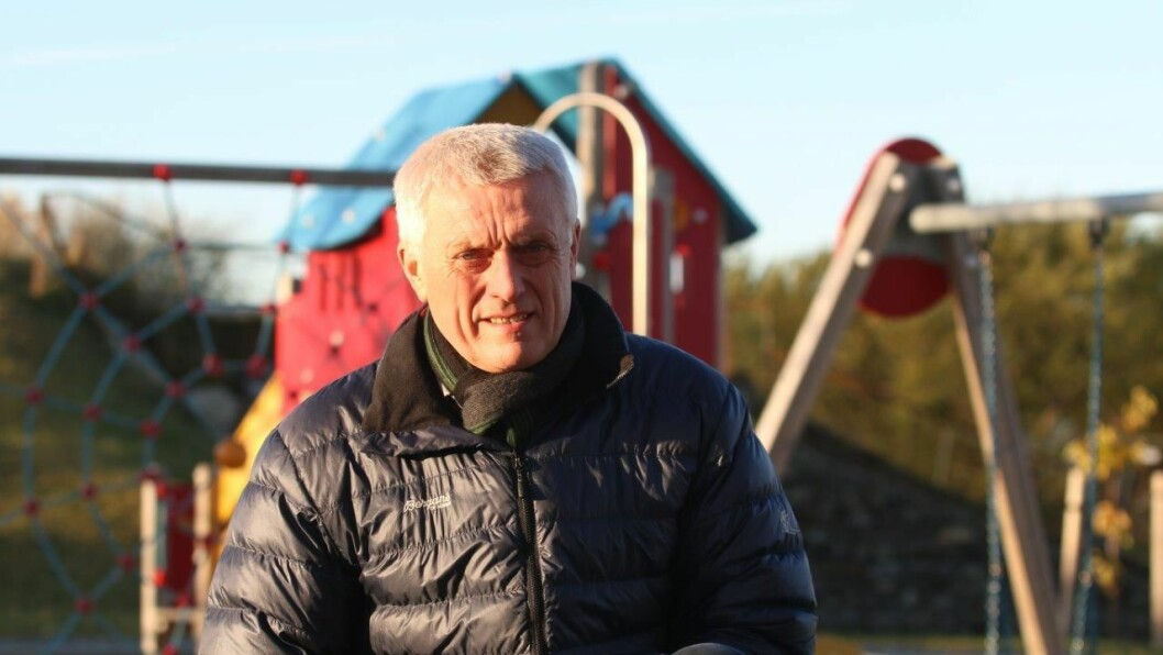 Arild Olsen er administrerende direktør i PBL.