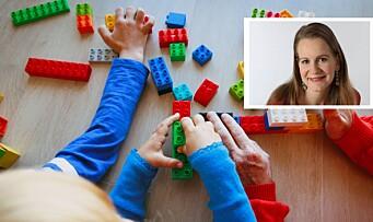 Politiker: I hvilken retning er det verden skal - hvis barnet behandles som kun et tall?