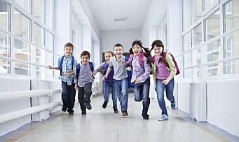 Skolestarteren – i dag, i morgen og i framtiden