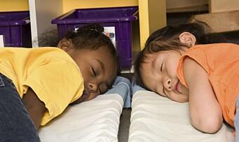 Søvn er veien til bedre læring