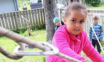 Barns hjerne utvikler seg i takt med fysisk aktivitet