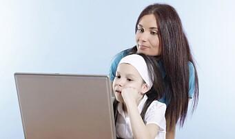 Bekymring omkring hva nettbrett kan gjøre med barns velvære og utvikling