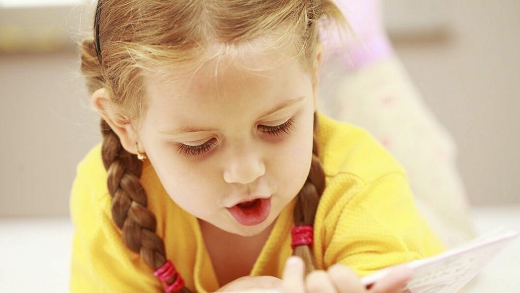 Nysgjerrighet, selvstendighet og trygghet er det viktigste for å bli skoleklar.