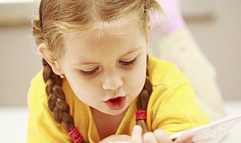 Fersk studie støtter språktesting av barn