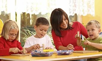 Den gode pedagog tilrettelegger for individet med EQ, omsorg og kjærlighet