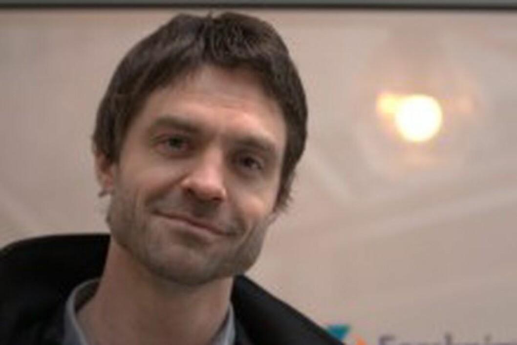 Rasmus Kleppe har tatt doktorgrad på småbarn og risikolek.