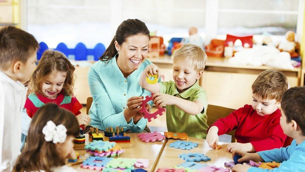 - Sektoren trenger flere ansatte og mer penger! Nå må politikerne våkne opp, sier barnehagelærer Therese Halle Isene.