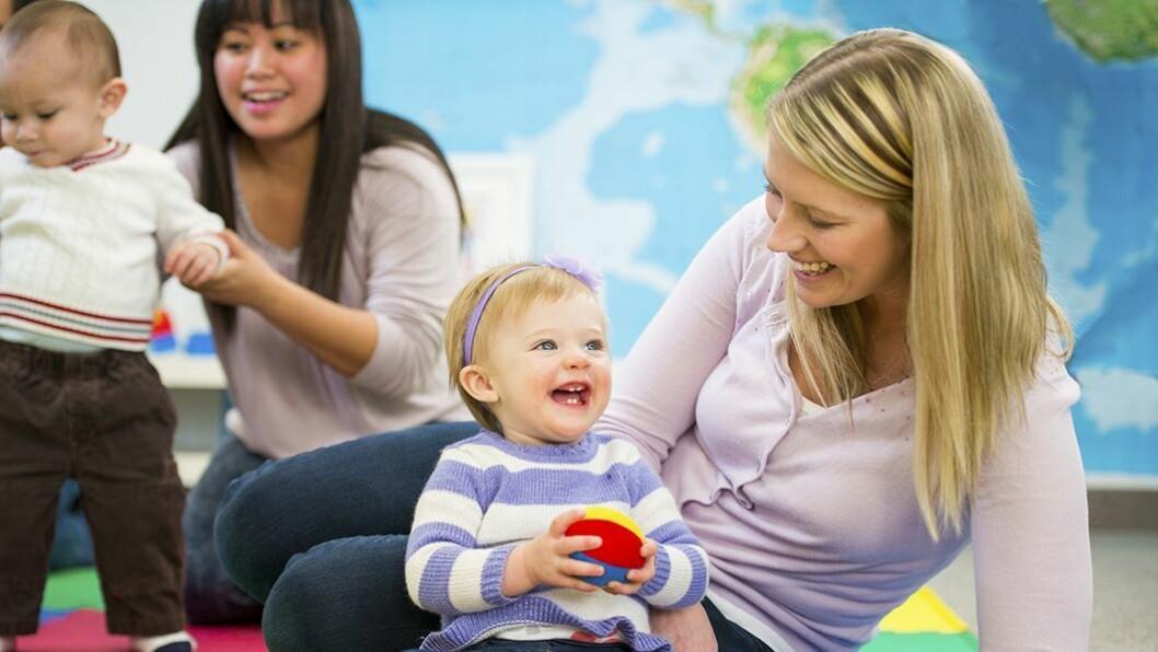 Engasjerte foreldre: Foreldre som samarbeider godt og engasjerer seg i barnehagens innhold er viktig for barnas hverdag i barnehagen.