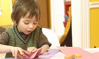 Selvreguleres i hjel i barnehagen