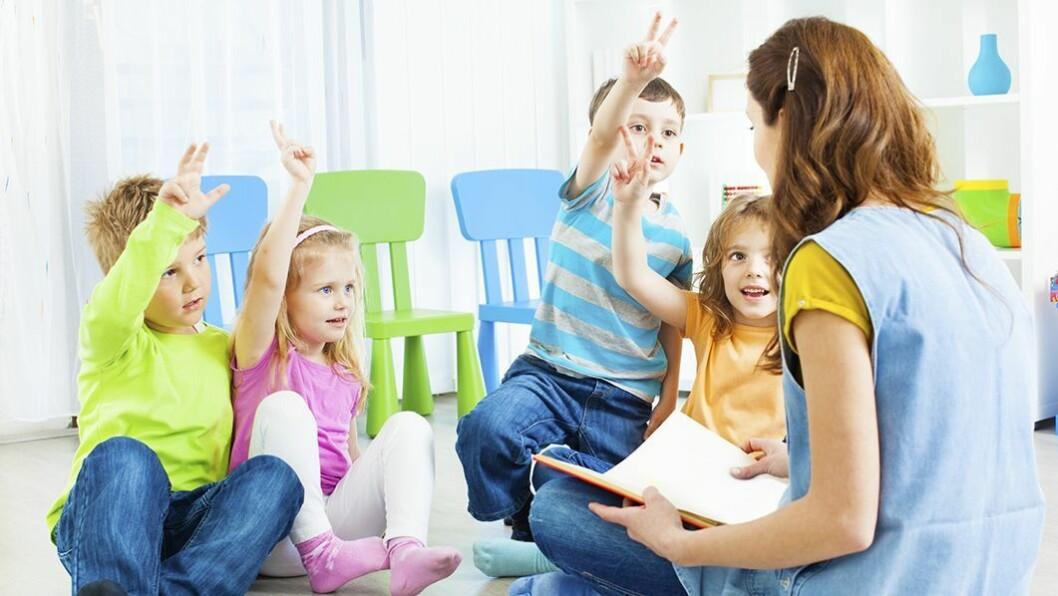 Barns utvikling henger sammen med kvaliteten i barnehagen viser forskning.