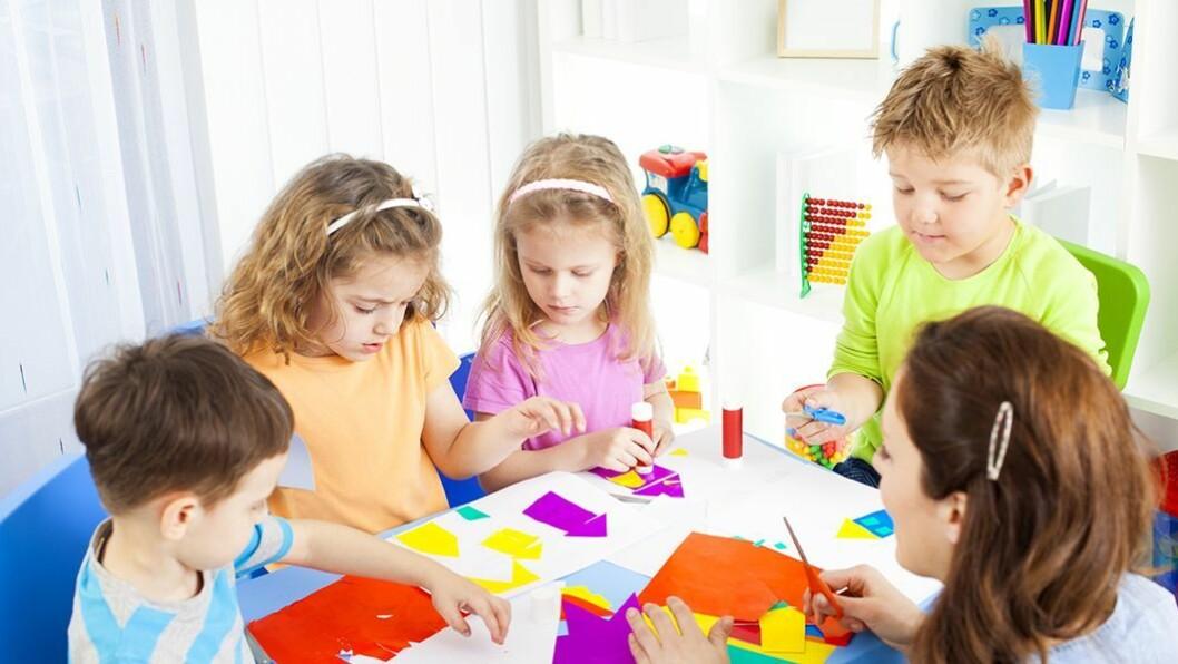 Den store utbyggingen av barnehagehager har gitt barnehagelæreryrket høyere status. Det gjør at færre barnehagelærere forlater yrket enn tidligere.