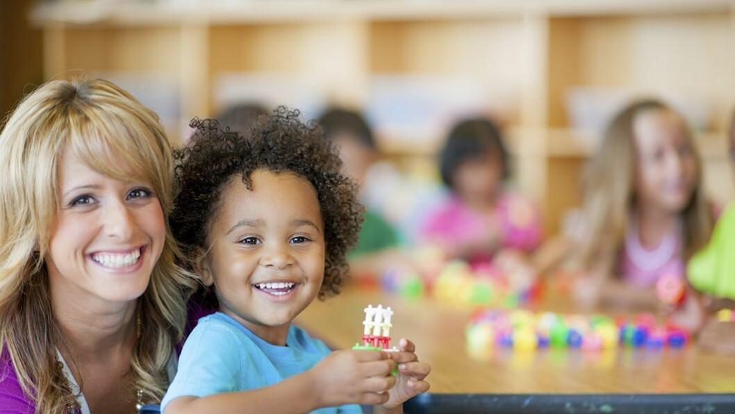 Relasjonen til pedagogen er ekstra viktig for minoritetsspråklige barn.