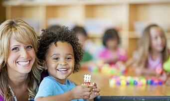 Bedre språk med godt forhold til pedagogen