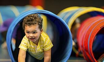 Flere minoritetsbarn i barnehagen