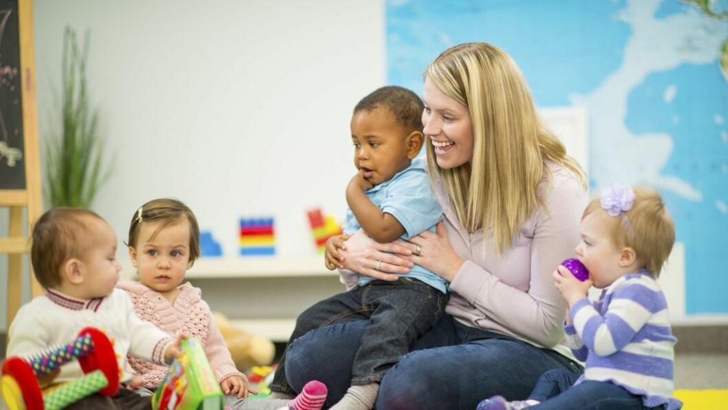 – Store endringer knyttet til barnehagesektoren som følge av strømninger i tiden, innebærer behov for mer tid til for- og etterarbeid, skriverKristin Elvsveen Witry.