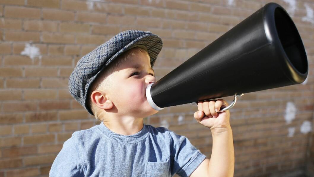 Forskning viser at barn ikke blir lyttet til i barnehage.