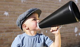 Lytter ikke til barna i barnehagen
