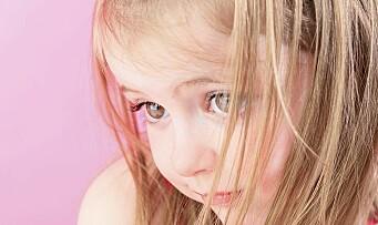 Førskolebarn med psykiske problemer får sjelden hjelp
