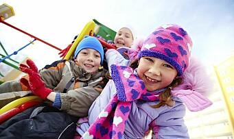 Barnehagene viser stor interesse for Agderprosjektet
