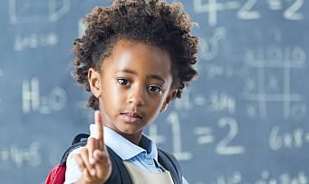 Målrettet læring i barnehagen virker mot sin hensikt