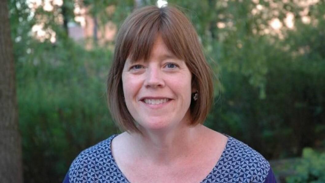 Høgskolelektor Katrine Giæver ved Institutt for barnehagelærerutdanning ved Høgskolen i Oslo og Akershus.