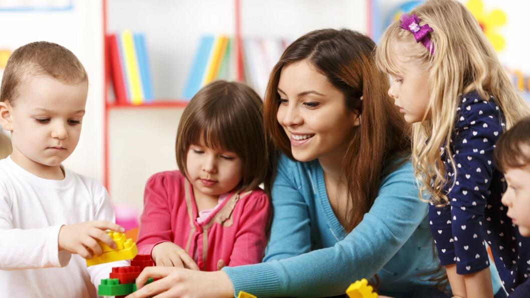 Gratulerer med dagen alle barnehagelærere!