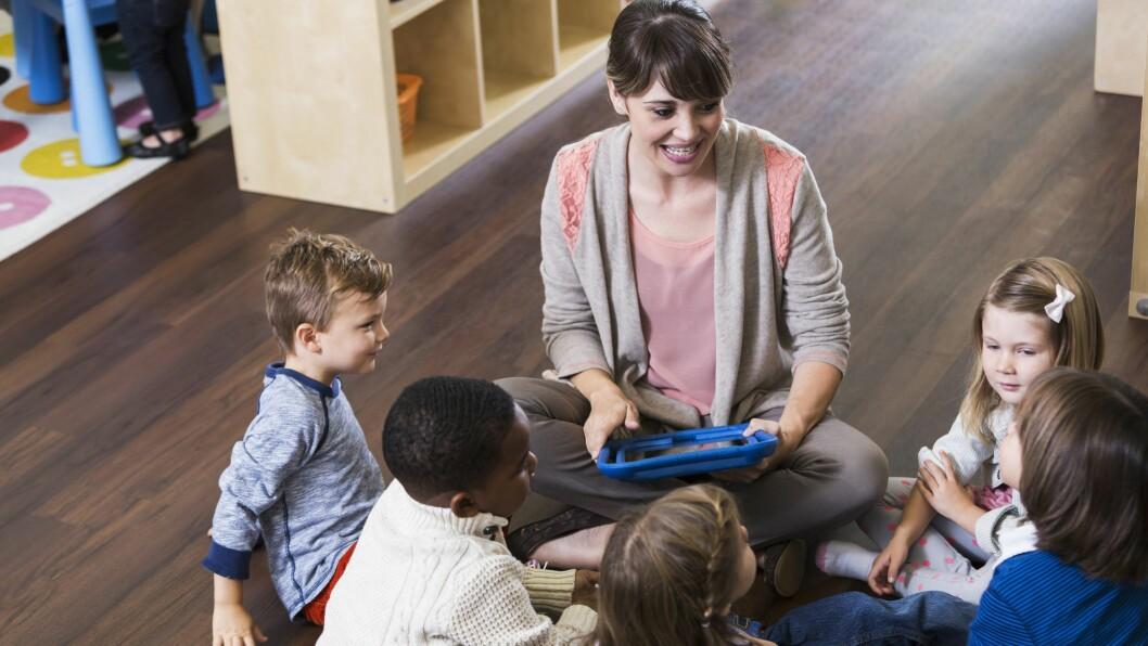 Vi vet for lite om effektene ved bruk teknologi i barnehagen.