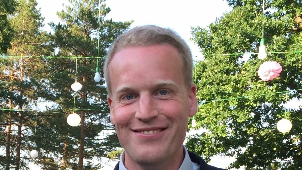 Edward Keilman er konsulent i en interkommunal barneverntjeneste og brenner spesielt for samarbeidet mellom barnehage og barnevern.