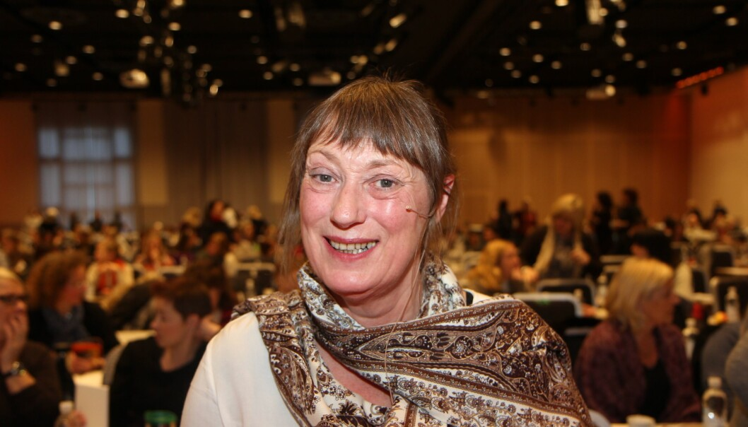Førstelektor ved OsloMet, Ellen Os, har ledet forskningen sammen med Trine Myrvold fra NIBR.