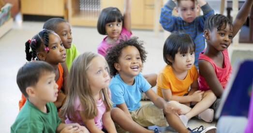 Andelen minoritetsspråklige barn øker kraftig