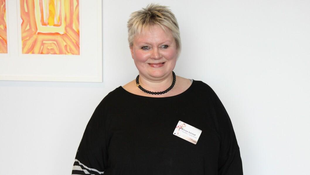 Trine Solstad erførsteamanuensisved Institutt for språkfag ved Høgskolen i Sørøst-Norge.