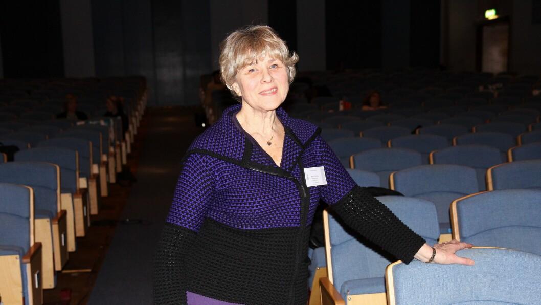 Ingrid Pramling Samuelsson er professor i pedagogikk ved Universitetet i Gøteborg og har gitt ut flere bøker og publikasjoner om de aller yngste barna.