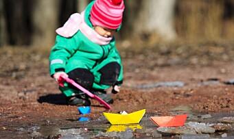 Barnehagene skårer høyt i kommune-Norge