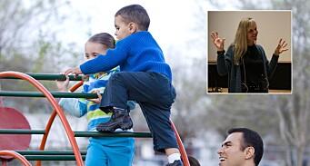 – Barnehagen blir ikke automatisk mer likestilt bare det kommer flere menn inn