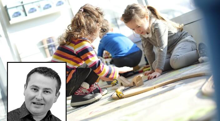 Ny bok: Små forskjeller i tilfredshet med kommersielle, ideelle og kommunale barnehager