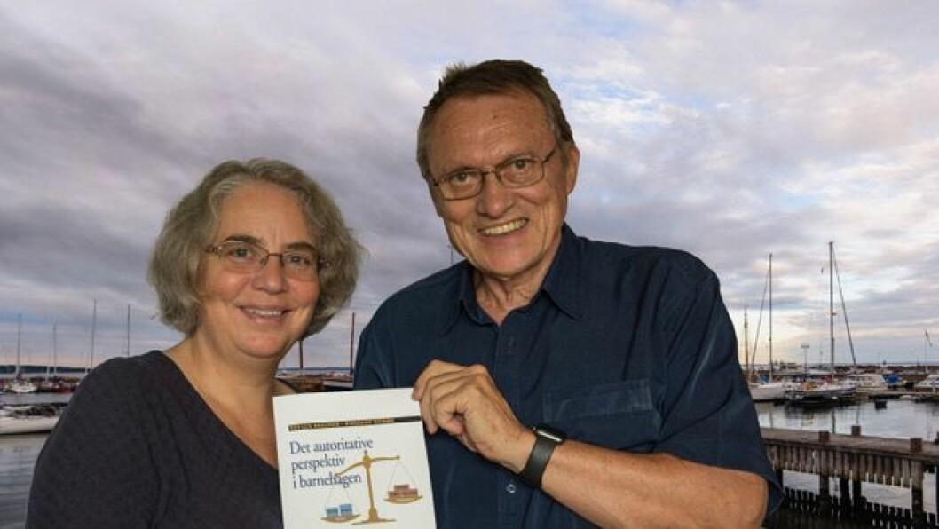 Marianne Ostrøm og Odd Leiv Andersen står bak boka