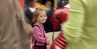 Forventninger til levering og henting i barnehagen