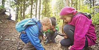 – Barn ønsker å være i aktivitet!