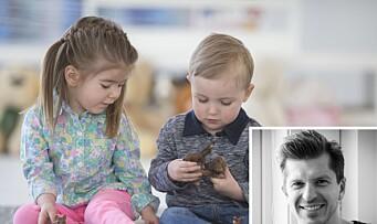 Vennskap mellom små barn kan redusere ADHD-symptomer
