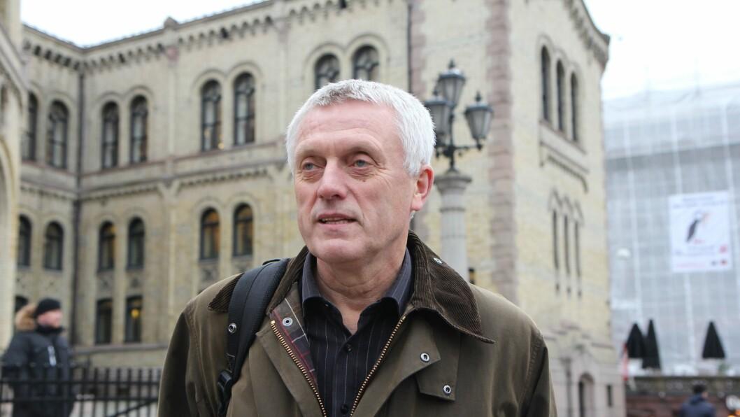 Administrerende direktør i PBL, Arild M. Olsen.