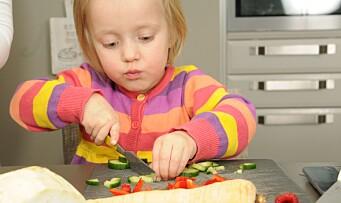 Vil skape glade barnemager i sunne barnehager