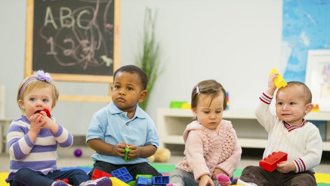 Små barn oppholder seg mye på gulvet og utforsker verden ved å smake og bite på ting. Det gjør dem ekstra utsatt for miljø- og helsefarlige stoffer.