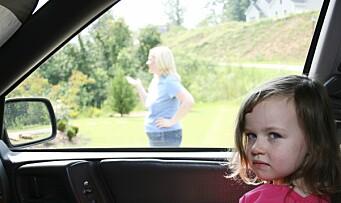 - La aldri små barn være alene i bilen, advarer barnelege