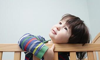 En stille bønn fra en toåring