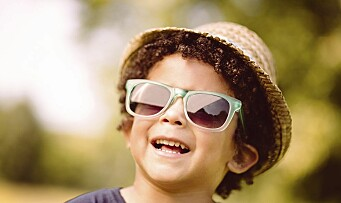 Beskytt barna mot øyeskader under solformørkelsen