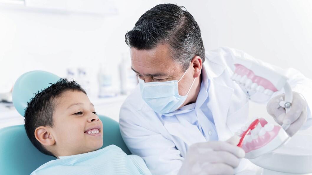 Mener foreldres inntekt avgjørende for barnas tannhelse.