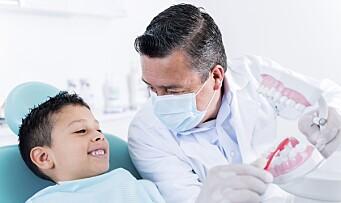 Her lærer foreldre tannhelse i barnehagen