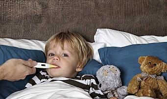 Nå herjer influensa og omgangssyke